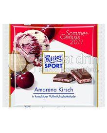Produktabbildung: Ritter Sport Amarena Kirsch 100 g