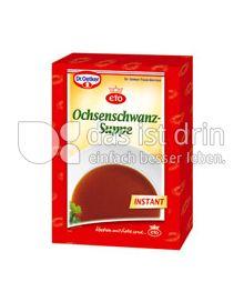 Produktabbildung: Dr. Oetker Ochsenschwanzsuppe