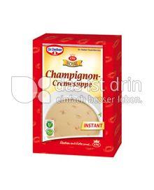 Produktabbildung: Dr. Oetker Royal Champignoncremesuppe
