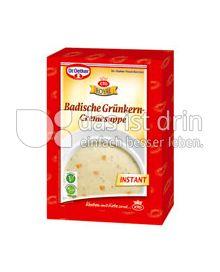 Produktabbildung: Dr. Oetker Royal Badische Grünkerncremesuppe