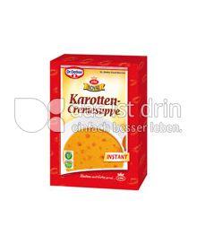 Produktabbildung: Dr. Oetker Royal Karottencremesuppe