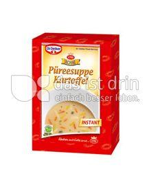 Produktabbildung: Dr. Oetker Royal Püreesuppe Kartoffel