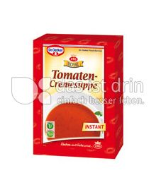 Produktabbildung: Dr. Oetker Royal Tomatencremesuppe