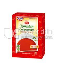 Produktabbildung: Dr. Oetker Tomatencremesuppe