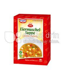 Produktabbildung: Dr. Oetker Eiermuschelsuppe