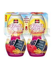 Produktabbildung: Schwartau Fruit2day Frühstück Himbeere - Boysenbeere 400 ml