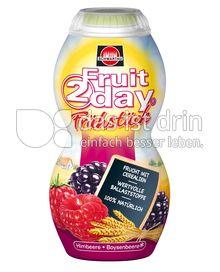 Produktabbildung: Schwartau Fruit2day Frühstück Himbeere - Boysenbeere 200 ml