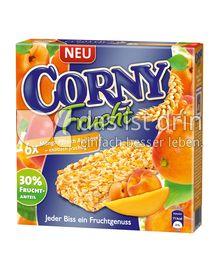 Produktabbildung: Schwartau Corny Frucht Mango Pfirsich Aprikose 114 g