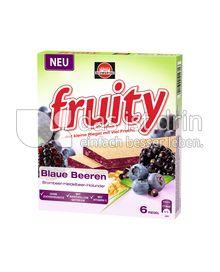 Produktabbildung: Schwartau fruity Blaue Beeren 144 g
