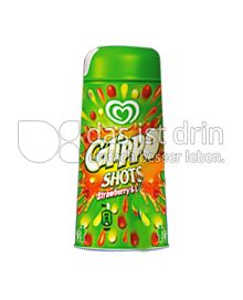 Produktabbildung: Langnese Calippo Shots Strawberry & Lemon 163 ml