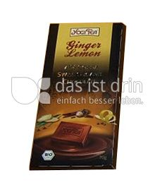Produktabbildung: Yogi Tea® Chocolates Ginger Lemon 70 g