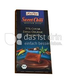 Produktabbildung: Yogi Tea® Chocolates Sweet Chili 70 g