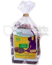 Produktabbildung: Hildegard Darmputzer Biopralinen – Glutenfrei 100 g