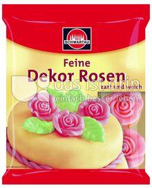 Produktabbildung: Schwartau Feine Dekor Rosen 66 g
