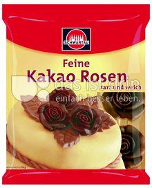 Produktabbildung: Schwartau Feine Kakao Rosen 60 g