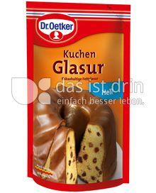 Dr Oetker Kuchenglasur Hell 625 0 Kalorien Kcal Und