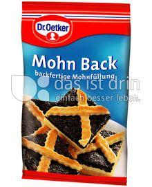 Produktabbildung: Dr. Oetker Mohn Back 250 g