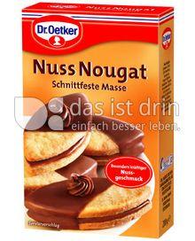 Produktabbildung: Dr. Oetker Nuss Nougat 200 g