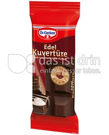 Produktabbildung: Dr. Oetker Edel-Kuvertüre 150 g