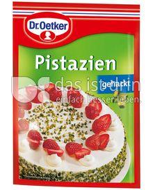 Produktabbildung: Dr. Oetker Pistazien gehackt 25 g