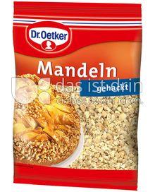 Produktabbildung: Dr. Oetker Mandeln gehackt 100 g