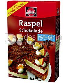 Produktabbildung: Schwartau Raspel Schokolade Vollmilch 100 g
