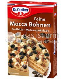 Produktabbildung: Dr. Oetker Feine Mocca Bohnen 75 g