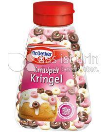 Produktabbildung: Dr. Oetker Knusper Kringel 85 g