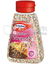 dr oetker zucker streusel 419 0 kalorien kcal und inhaltsstoffe das ist drin. Black Bedroom Furniture Sets. Home Design Ideas