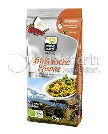 Produktabbildung: Whole Earth Afrikanische Pfanne 175 g
