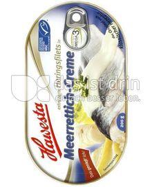 Produktabbildung: Hawesta Heringsfilet in Meerrettich-Creme 200 g