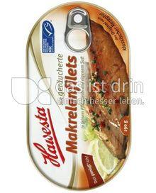 Produktabbildung: Hawesta Geräucherte Makrelenfilets 190 g