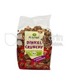 Produktabbildung: Alnatura Dinkel Crunchy Schoko Feinherb 375 g