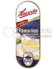 Produktabbildung: Hawesta Pangasius in Knoblauch Kräuter-Creme 125 g