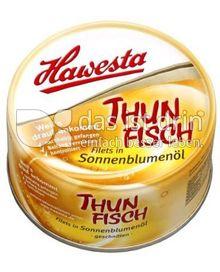 Produktabbildung: Hawesta Thunfisch in Sonnenblumenöl 185 g