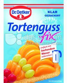 Produktabbildung: Dr. Oetker Tortenguss fix klar