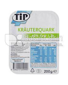 Produktabbildung: TiP Kräuterquark 200 g
