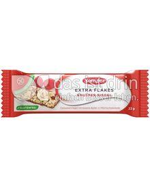 Produktabbildung: Semper glutenfrei Extra Flakes Knusper Riegel 22 g