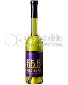 Produktabbildung: Dr. Rauch Absinth 55,5 0,5 l