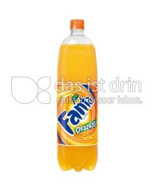 Produktabbildung: Fanta Orange 1,25 l
