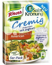 Produktabbildung: Knorr Salatkrönung Cremig American 5 St.