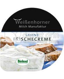 Produktabbildung: Weißenhorner Frischecreme Sahne 150 g