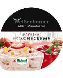 Produktabbildung: Weißenhorner Frischecreme Paprika 150 g