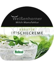 Produktabbildung: Weißenhorner Frischecreme Kräuter 150 g