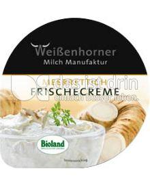 Produktabbildung: Weißenhorner Frischecreme Meerrettich 150 g
