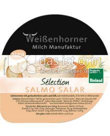 Produktabbildung: Weißenhorner Sélection Salmo Salar 125 g