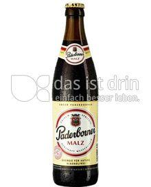 Produktabbildung: Paderborner Malz 0,5 l