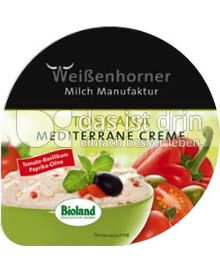 Produktabbildung: Weißenhorner Mediterrane Creme Toskana 125 g