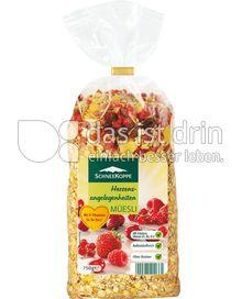 Produktabbildung: Schneekoppe Herzensangelegenheiten Müesli 750 g