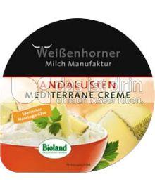 Produktabbildung: Weißenhorner Mediterrane Creme Andalusien 125 g